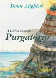 Livro A divina comédia - purgatorio
