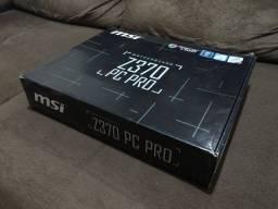 Placa Mae MSI Z370 PC PRO DDR4 Socket LGA1151 Chipset Intel Z370