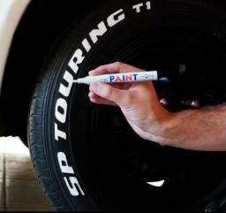 CanetaPermanente Paint para pneus