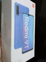 Vendo Xiaomi Redmi 9T - 4gb/128gb - Aparelhos Novos