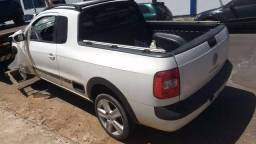 Sucata VW Saveiro 2011/12 104cv Flex 1.6 - 2012