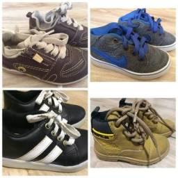 Vendo sapatinhos e sandalinhas infantil masculina