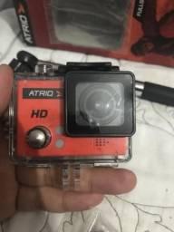 Câmera pequena