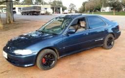 Honda Civic Ex Vtec - Troco manual: Gol, Saveiro, Parati, Corolla, Gts, Gti - 1993