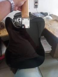 Guitarra + pedaleira
