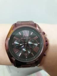 Vendo relógio MK original Feminino