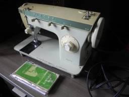 Máquina De Costura Singer - 242 Vintage Retrô 1972 (Cast Iron)