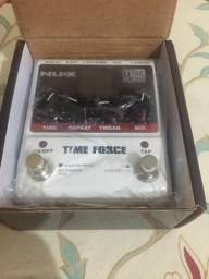 Pedal time force