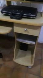 Rack/ escrivaninha/ mesa de estudo