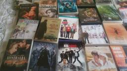 DVDs filmes e séries