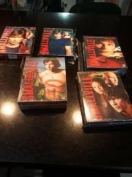 Coleção Smallville Temporadas 1ª a 5ª