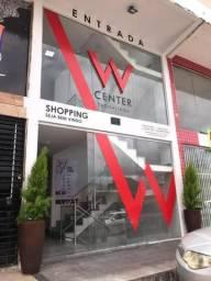 Aluguel de Loja no W Center Shopping - Taguatinga Norte