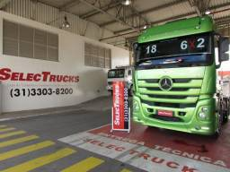 Actros 2546 2017/2018 6x2 - 2017