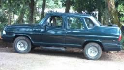 Caminhonete f1000 inteira a diesel - 1990