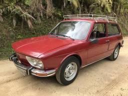 VW Brasília 1977