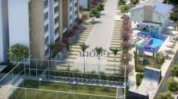 Apartamento com 2 dormitórios à venda, 52 m² por R$ 180.000,00 - Lagoa Redonda - Fortaleza