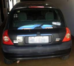 Carro Renault Clio 2005 - Perfeito - 2005