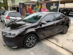 Corolla GLI 1.8 Automático 2018 Competo - 2018