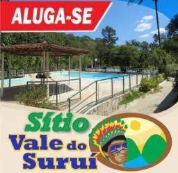 Sitio Vale do Suruí - Aluguel para Retiro de Igrejas e Eventos