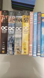 1ª à 4ª Temporada de The OC - DVD´s