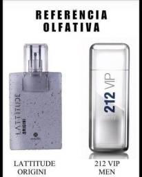 Perfume Lattitude Origini/212 ViP