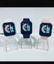 Smartwatch Y68 - Recebe notificaoes whatsapp