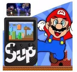 Vídeo Game Retro Clássico Super Cabo Av Mini 400 Jogos Nintendo