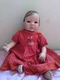 Bebê reborn molde shyan.