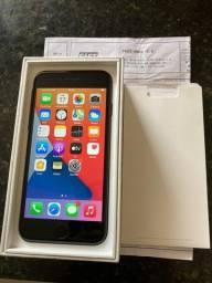 Iphone 7 256GB na caixa com Carregador, Fone e Nota fiscal