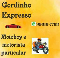 Moto Boy Disponível