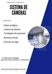 CFTV - CAMERAS