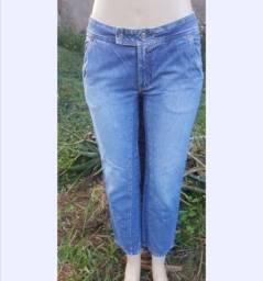 Calça jeans m_officer tam 42