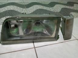 Farol de D20 original com lentes de vidro