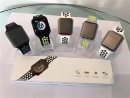 LINDO Relógio SmartWatch Hero 4 / F8 Troca Pulseira à Prova D'água (PRONTA-ENTREGA)