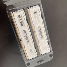 Kit de memórias DDR4 8gb 2666mhz