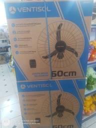 Ventilador ventisol 60 cm Branco.