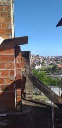 57 - Kit Net em construção na Boca do Rio