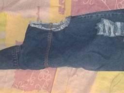 Coletes jeans femininos