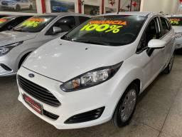Ford/fiesta 1.5 2016 financia 100%