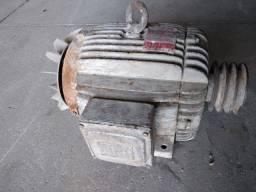 Motor Elétrico Weg 7,5cv, 220/380, 1740 Rpm, Trifásico, Funcionando