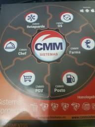 Sistema comercial -pdv Emissor NFCe/Nfe
