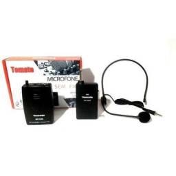 Microfone profissional wireless