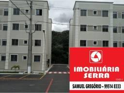 SAM [A069] Apartamento 2 quartos - 42m² - pronto para morar - ITBI+RG grátis
