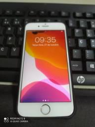 iPhone 6s cinza 64 gigas de memória
