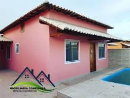 01 Excelente Casa a Venda em Unamar!