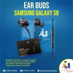 Fone S8 Samsung Akg 100% qualidade *Similar