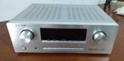 Receiver Marantzn SR-4400 Silver Europeu (220 volts)