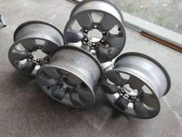 Jogo de rodas alumínio 15 polegadas