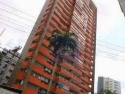 Apartamento para alugar, 118 m² por R$ 2.500,00/mês - Tamarineira - Recife/PE