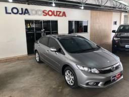 Honda Civic Exs 1.8, Carro de primeira, Ipva 2020 pago, 4 Pneus novos, Teto solar